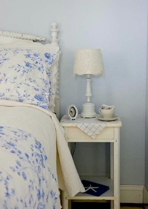 Blue is for Girls' Rooms Too by Jeanette Simpson in Nauvoo IL
