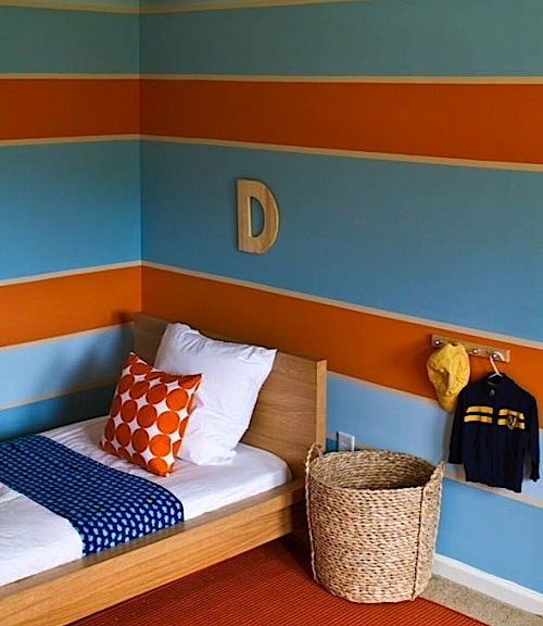 Kids Room Color Schemes Complementary Kide Interiors