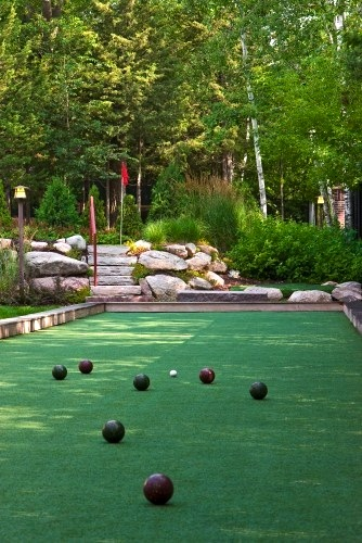 Backyard Lawn Games Family Backyard Games KidSpace Interiors - Fun backyard ideas