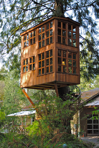 tree house for rent in washington