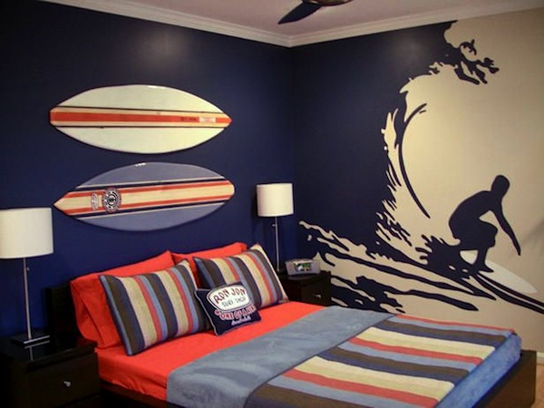 Kids 39 beach theme bedrooms kidspace interiors nauvoo il for Jugendzimmer young users