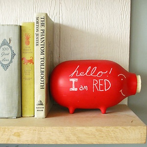 Kids' Room Color Schemes {Rockin' Red} by Jeanette Simpson in Nauvoo IL