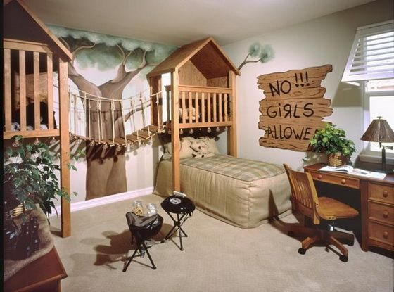 Totally Kids Totally Bedrooms: KidSpace Interiors