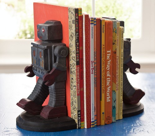 Unique Kids Room: Unique Kids' Room Bookends {Toys}