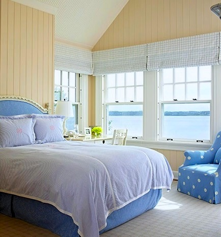 beachside blues teen bedroom ideas