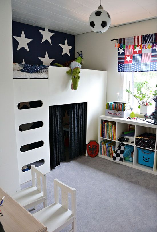 Super Play Areas Kids 39 Room Loft Beds Kidspace Interiors