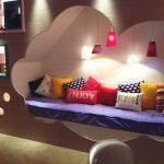 Kids' Rooms.....Cool Curvy Cutouts
