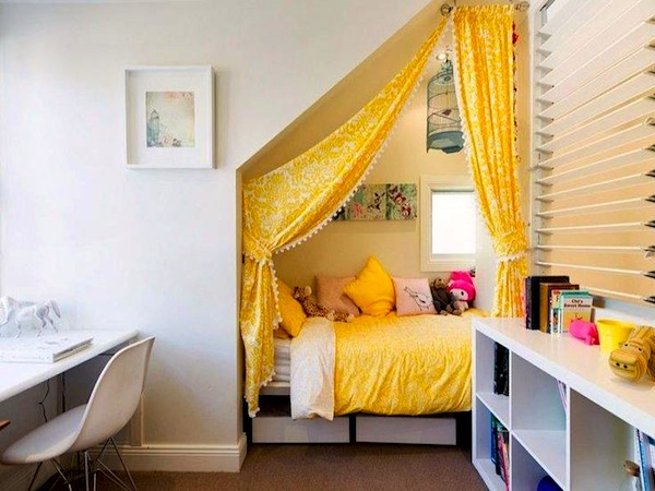 Kids 39 Rooms Under The Rafters Attic Spaces Kidspace