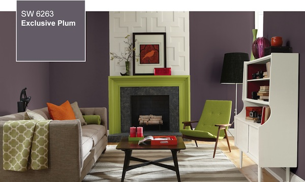 sherwin williams 2014 color of the year