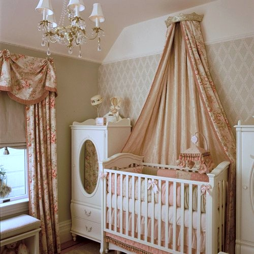 Baby nursery decor series nursery storage ideas kidspace interiors - Vintage antique baby room ideas timeless charm appeal ...