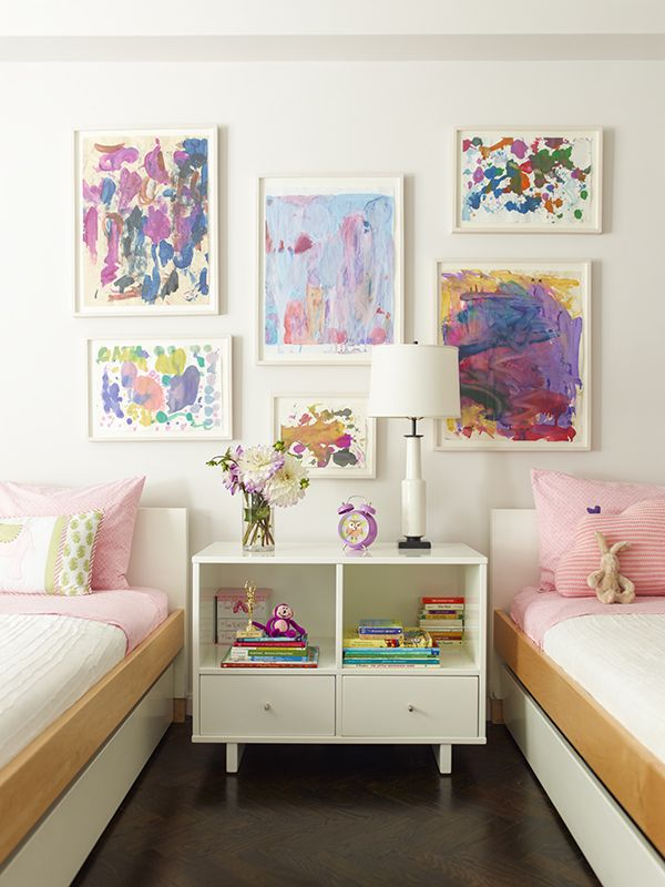 Shared Nightstand Kids 39 Room Storage Ideas Kidspace