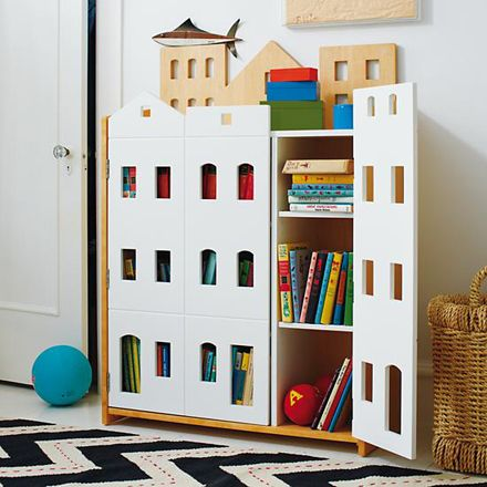 Brownstone Bookcase Storage Cabine For Kids Room