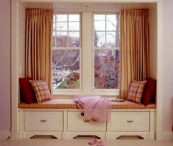 Kids 39 room window seat kids 39 reading nook kidspace Window seat reading nook