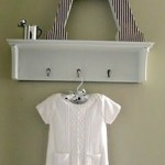 Baby Nursery Decor Series: Hooks + Shelves + Rods