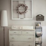 All White Baby Nursery Ideas