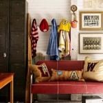 Create an Awesome, Kid-Friendly Vintage Mudroom