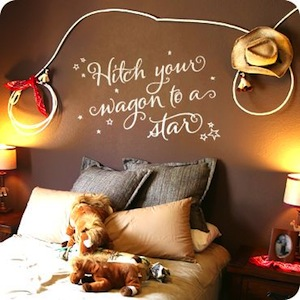 Boys 39 cowboy theme bedroom boys 39 room ideas kidspace for Cowgirl bedroom ideas for kids