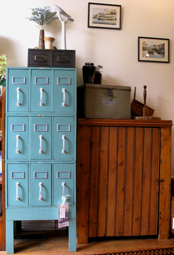 Recycling Vintage File Cabinets Kids Rooms KidSpace Interiors