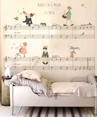 it s the little things music wallpaper kidspace interiors rh kidspacestuff com
