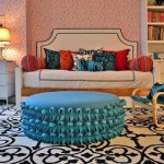 Using a Patterned Rug to Establish Teen Room Design