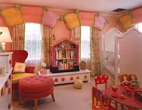 fabulous toddler room by leslie saul