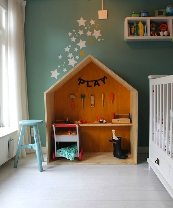 toddler room play area