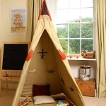 Sweet and Cozy Playroom Teepees