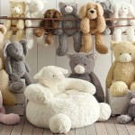 Toddler Rooms: Ways to Use Adorable Stuffed Animals