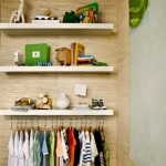 "The ""No Closet"" Kids' Room Closet {Part-3}"