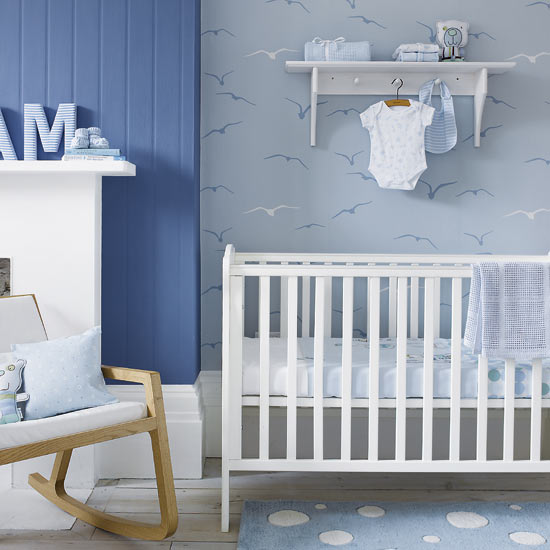Sweet Coastal Baby Nurseries
