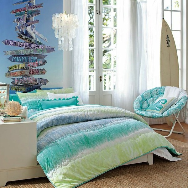 Coastal teen bedroom ideas beach theme kids rooms kidspace itneriors - Teen beach bedroom ideas ...