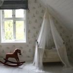 From Tot to Teen......Girl's Room Sheer Bed Canopy