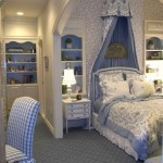 Kids' Room Color Schemes {Soft Blue}