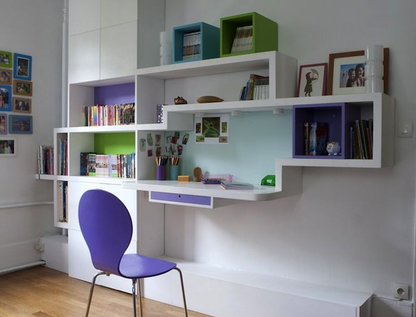 Teen Room Study Desk