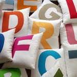 Ideas for Teaching Toddlers the ABC's Using Bedroom Artwork