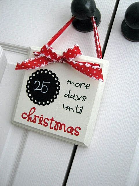 15 Easy Countdown To Christmas Ideas Kids 39 Room Christmas Decor