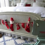 Kids' Room Christmas Ideas {Jolly Red}