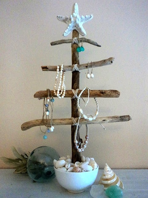 Kidspace stuff for Tree branch jewelry holder