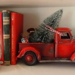 Christmas Trees + Toy Cars {10 Cute Ideas}