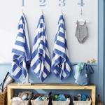 Awesome Kid-Friendly Coastal Mudrooms