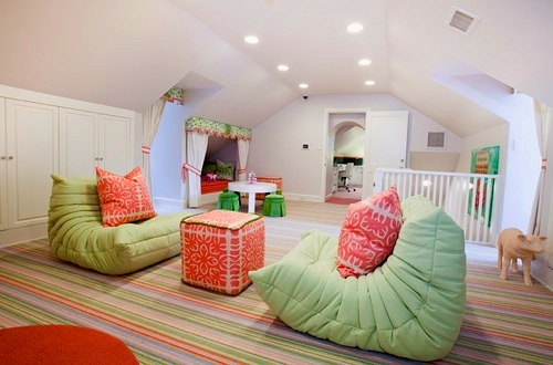 Softer Side Of Teen And Family Room Furniture