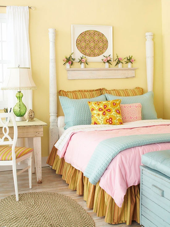 How to Use Tints, Tones, Shades | Kids' Room Color Schemes ...